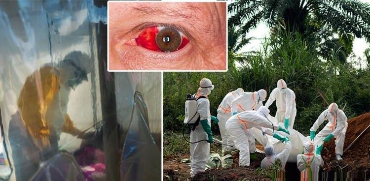 Dünya şokta! Koronavirüs'ten daha tehlikeli! Gözleri kanayarak ölüyorlar...
