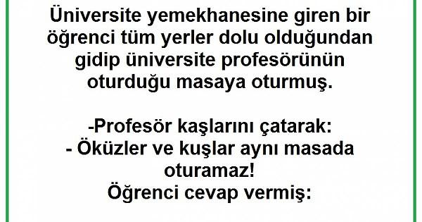 Öğrenciden Profesöre Tarihi Kapak :)))