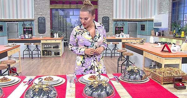 Demet Akalın'ın Gelinim Mutfakta Yarışmasında Yaşananlar