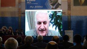 AK Parti'li Yıldırım: Suriye'nin güvenliği, Türkiye'nin güvenliğidir