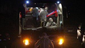 Pakistan'dan getirilen 20 kişi, Bolu'da öğrenci yurduna yerleştirildi