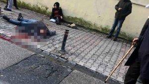 Ümraniye'de kadını vurup intihar etti