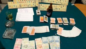Bolu'da kumar operasyonu