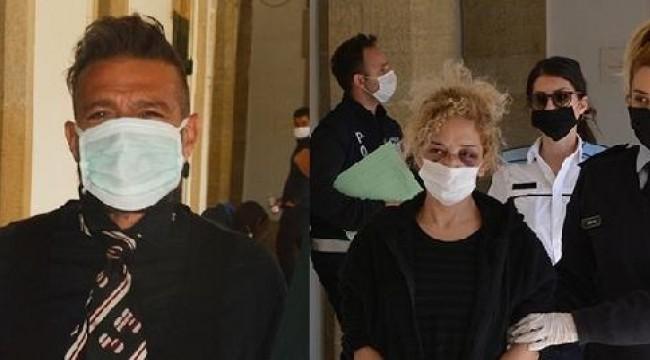 KKTC'nin ünlü sanatçısı sevgilisini darp ettiği gerekçesiyle gözaltına alındı