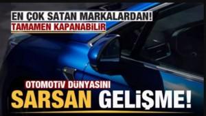 Otomotiv dünyasında Renault depremi! Tamamen kapanabilir