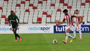 Demir Grup Sivasspor - Yukatel Denizlispor: 1-0