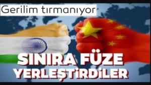 Dünyayı ürküten savaş gelişmesi! Füzeler Çin'e çevrildi...