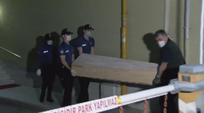 Kadıköy'de kadın cinayeti, Özbek eşini boğarak öldürdü