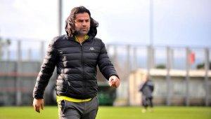 MKE Ankaragücü'nden İbrahim Üzülmez'e 6 maçlık sözleşme
