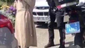 'Yunus' polisi, YKS öncesi kimliğini kaybeden kız için seferber oldu