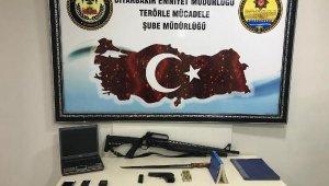 Diyarbakır'da eylem hazırlığındaki 9 DEAŞ'lı yakalandı