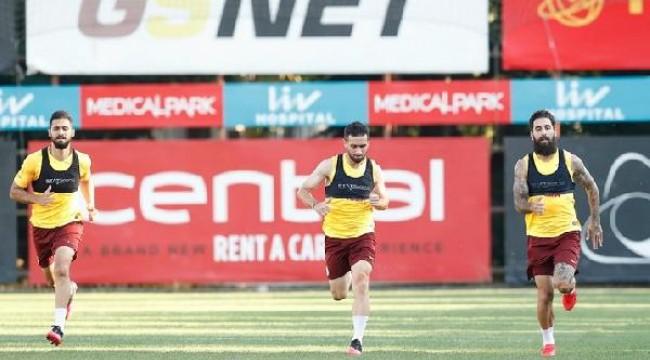 Galatasaray'da Trabzonspor maçı hazırlıkları başladı