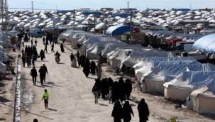 IŞİD, kamplarda büyüyor iddiası