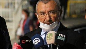 İsmail Erdem: Türkiye - Macaristan milli maçı Sivas'ta oynanacak
