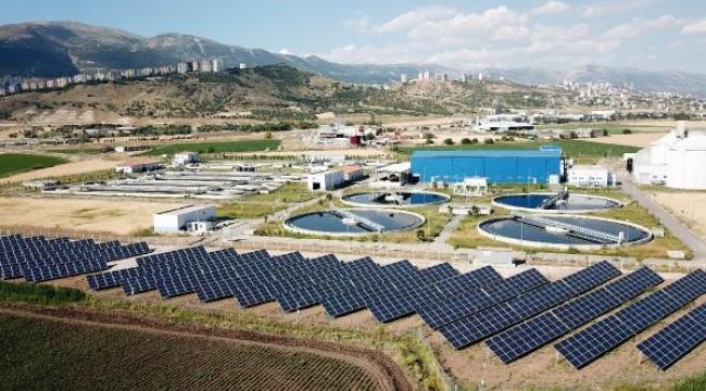 Kahramanmaraş'ta atık su arıtma tesisi, yıllık 1.5 milyon liralık enerji üretecek