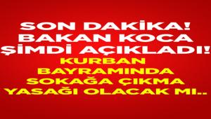 Sağlık Bakanı Koca canlı yayında kritik verileri açıkladı!