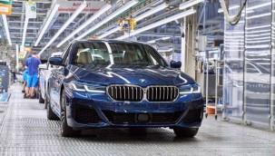 Yeni nesil 2023 BMW 5 Serisi, elektrikli i5 versiyonuyla gelecek