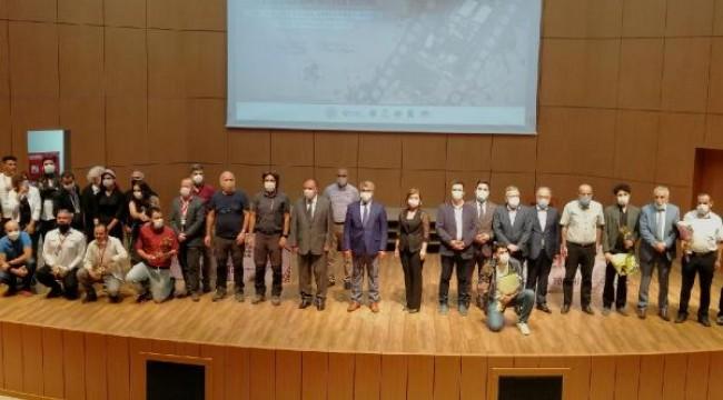 Altın Safran Film Festivali'nde ödüller verildi