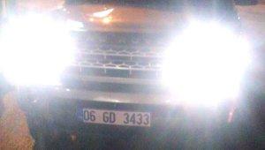 Çeşme'den çalınan otomobil, Salihli'de bulundu