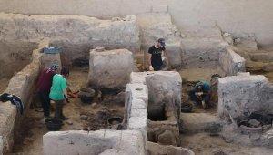 Denizli'de 4 bin yıllık tekstil atölyesi ortaya çıkarıldı