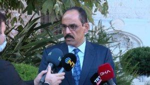 İbrahim Kalın: Kobani olaylarını unutmak mümkün değil; Bu tamamen hukuki süreç gelişmeleri izleyeceğiz