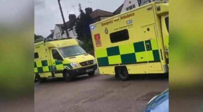 İngiltere'de narkotik operasyonunda 11 polis yaralandı