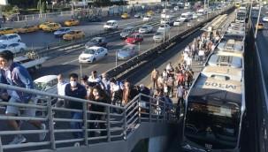 İstanbul'da kademelendirilmiş mesainin detayları belli oldu