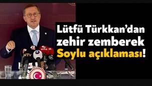 İYİ Partili Türkkan'dan Soylu'ya: FETÖ'den ihraç edilen Ahlat Kaymakamı Erat'ı kim atadı?