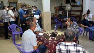 Kahvede okey oynayanlara 63 bin lira ceza