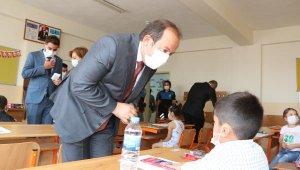 Şırnak'ta 13 bin 426 öğrenci yüz yüze eğitime başladı