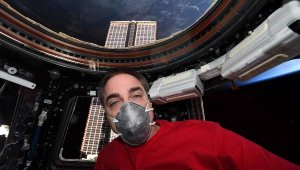 6 aydır uzayda olan NASA astronotları Dünya'ya dönüyor