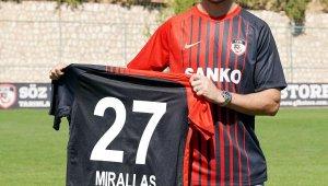 Gaziantep'ten yeni transfer