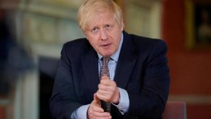 İngiltere Başbakanı Johnson, 4 hafta sürecek karantinayı duyuracak