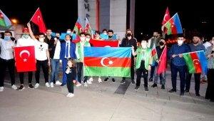 Karabük'ten, Azerbaycan'a destek