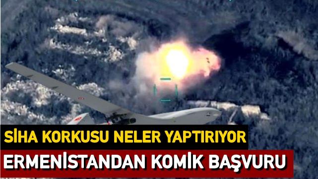 SİHA korkusu neler yaptırıyor! Ermenistan, NATO'ya başvurdu