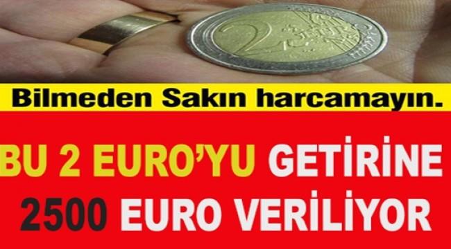 2 Euro Deyip Geçmeyin Değerine Değer Katan Bu Özel Para