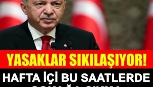 Başkan Erdoğan'ın açıklamalarından satır başları şu şekilde;