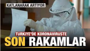 Koronavirüs salgınında can kaybı 12 bin 672'ye yükseldi