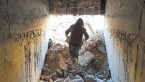 """Meksikalı uyuşturucu baronun """"sevkiyat tüneli"""" keşfedildi"""