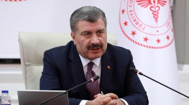 Sağlık Bakanı Fahrettin Koca, Vaka sayısı dilediğimiz oranda düşmezse yeni yasaklar gelecek