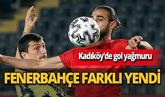 Son dakika...Fenerbahçe Sivas Belediyespor'u farklı yendi