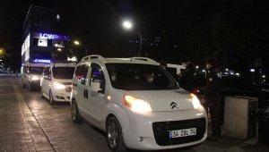 Tokat'ta giriş ve çıkışlarda artık HES kodu uygulaması