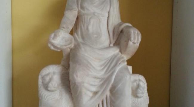 Bin 700 yıllık Kybele heykeli Türkiye'ye getirildilar-2