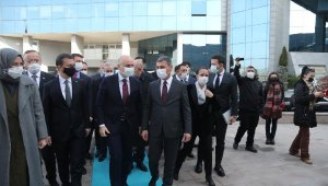 Erdoğan: 2021 yılı demokratik ve ekonomik reformlar yılı olacaktır Fotoğraflar