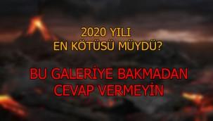 FOTOĞRAFLARLA 2020 YILI ... BU FOTOĞRAFLARA BAYILACAKSINIZ