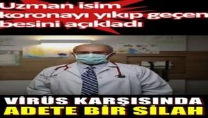 Türk profesör koronayı yıkıp geçen besini açıkladı. Virüs karşısında adeta bir silah