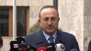 Bakan Çavuşoğlu: Korsanlar ne bizler ne şirketle temasta bulunmadı