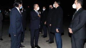 Bakan Çavuşoğlu, Pakistan'da