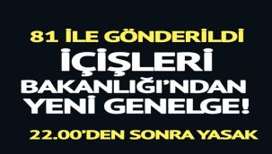 BAKANLIK 81 İLE GÖNDERDİ