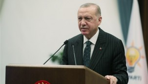 Cumhurbaşkanı Erdoğan'dan seçim açıklaması!
